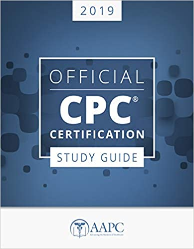 Amazon com: Official CPC Certification 2019 - Study Guide