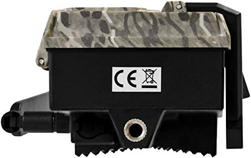 SPYPOINT Link Micro VZN Version (Smallest on The Market!) Wireless/Cellular Trail Camera, 4 Power LEDs, Fast 4G Photo Transmission w/Preactivated SIM, Fully Configurable via App