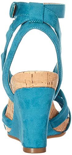 thumbnail 12 - Aerosoles Women's Fashion Plush Wedge Sandal - Choose SZ/color