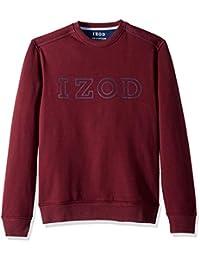 Men's Advantage Performance Long Sleeve Solid Fleece Soft...