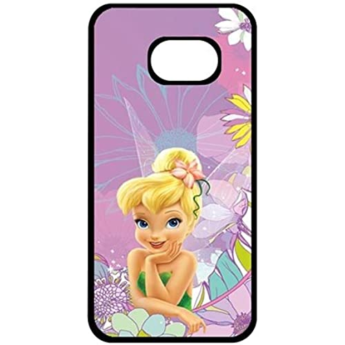 Samsung Galaxy S7 EDGE Phone Smart Aegis Case Creative Tinkerbell Bumper Sales
