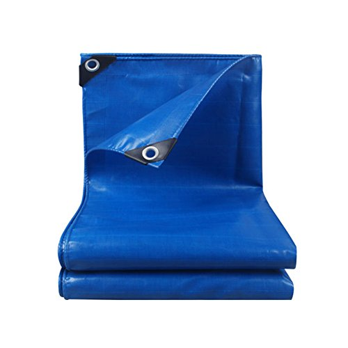 COZY HOME AAA Zelt, Grün PVC für Outdoor-Garten Schwimmbad Dach Tourismus Picknick Wasserdichte Sonnencreme Tragen Anti-Aging-Blau Größe  2x2m 500g m²
