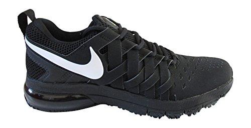 Fingertrap Max Tb para hombre Entrenadores 666410 zapatillas de deporte (uk 6 7 Nosotros Eu 40, Negr - black white 010