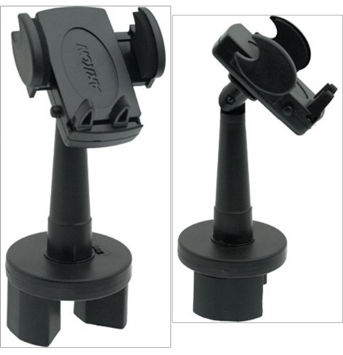 Arkon Flexible Cup Holder Mount for Universal Phone, Smartphone and PDA - Pda Cup Holder Mount