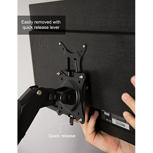 Mount Quick Release Bracket Kit Stand Attachment