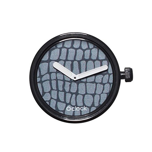 fullspot O clock caja Safari winter mecanismo de cocodrilo