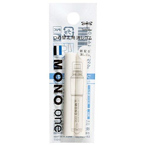 Tombow Mono One Holder Eraser - Refill (Pack of 2)