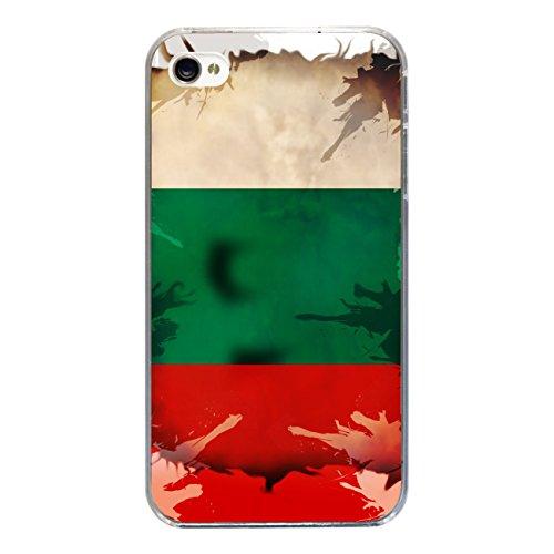 "Disagu Design Case Coque pour Apple iPhone 4s Housse etui coque pochette ""Bulgarien"""