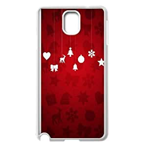 Christmas Ornaments by Kyle Revony Samsung Galaxy Note 3 Cell Phone Case White Protect your phone BVS_663001