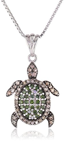 multicolor-diamond-turtle-pendant-necklace-1-2-cttw-i2-i3-clarity-18