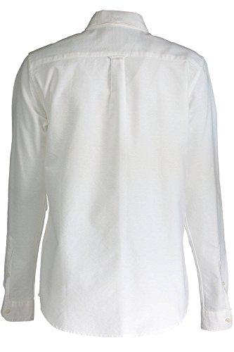Avec 432551 Blanc Femme Manches Les 110 Longues 1603 Gant Chemise qtwx85a4