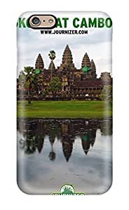 High Grade MirabelShaftesbury Flexible Tpu Case For Iphone 6 - Angkor Wat Journizer Journey Travel World Earth Community Blog Logbook Photos Pictures Route Tour Ma Holiday Exotic