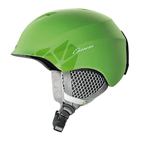 Carrera C-Lady Womens Helmet - 5558/Green Matte - Online Carrera