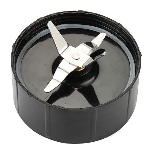 Breynet 1PC Magic Bullet Cross Blades Replacement Part for The Magic Bullet Blender Juicer Mixer Black