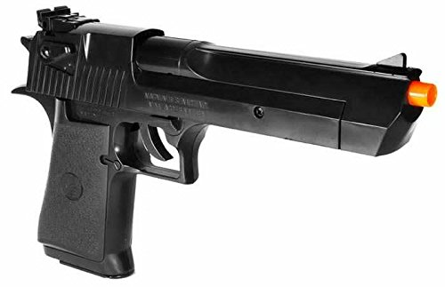 KWC Desert Eagle .50 AE Licensed .44 Magnum 6MM Airsoft Pistol by Desert Eagle
