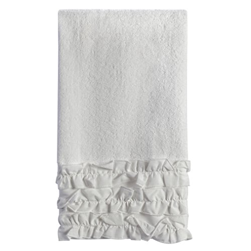 Creative Bath Products Ruffles Hand Towel