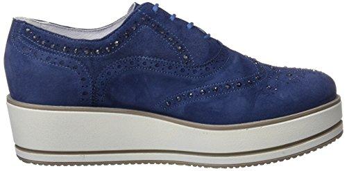 DBL 00 11422 Zapatillas Jeans Azul para amp;Co Mujer IGI 58zxTn