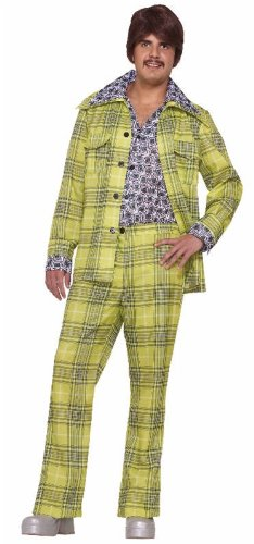 70's  (Leisure Suit Costumes)