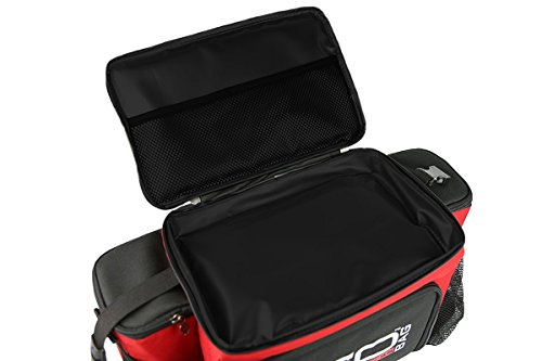 Isobag 6 Meal Reverse Red/Black by Isolator Fitness (Image #4)