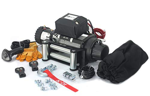 AC-DK 9500lbs Electric Winch