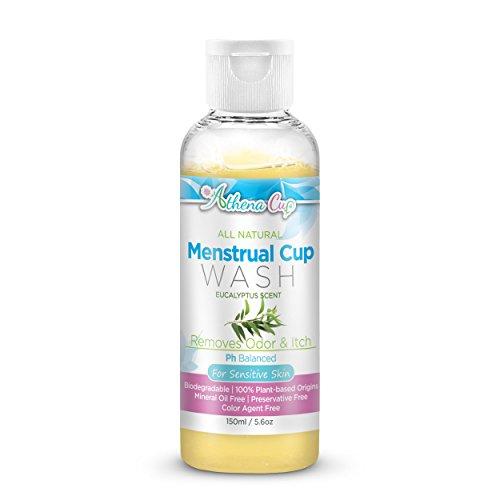 Athena Multi-Purpose, Hypoallergenic Menstrual Cup Wash