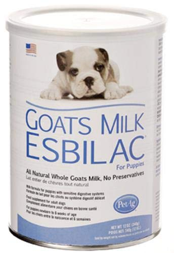 PetAg Goat's Milk Esbilac Powder 12oz (Dog Formula Milk)