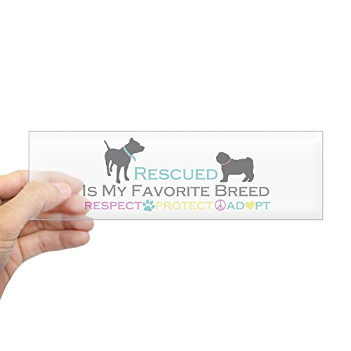 CafePress Rescued is Favorite Breed 10