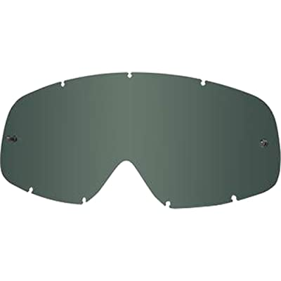 Oakley O-Frame MX Replacement Lens (Dark Grey, One Size): Automotive