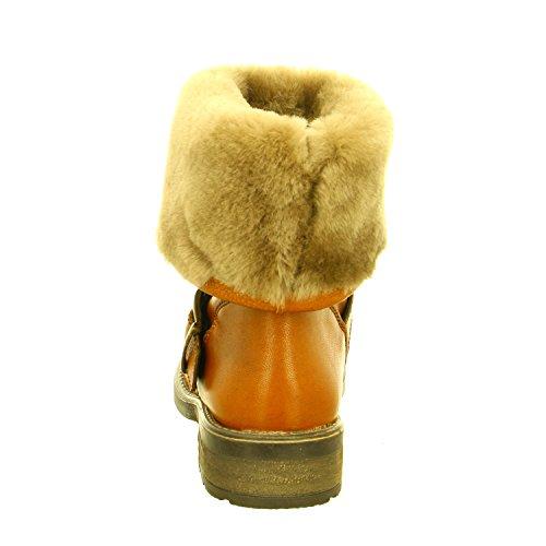 Tamaris Damenschuhe 1-1-26473-37 Damen Stiefel, Boots, Winterstiefel Cognac