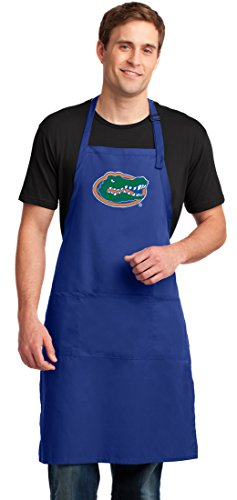 (Broad Bay Large Florida Gators Apron for Men or Women )