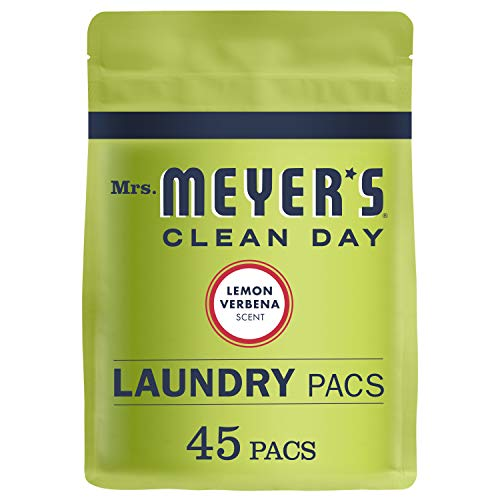 (Mrs. Meyer's Laundry Pacs, Lemon Verbena, 45 CT)