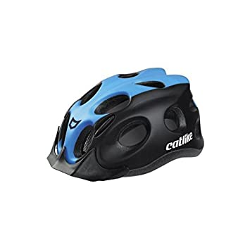 Catlike Tiko MT CV Casco de Ciclismo, Unisex Adulto, Negro (Black/Blue