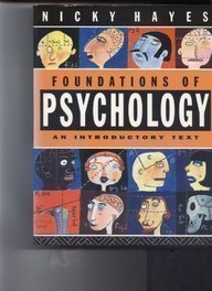 Foundations of Psychology: An Introductory Text