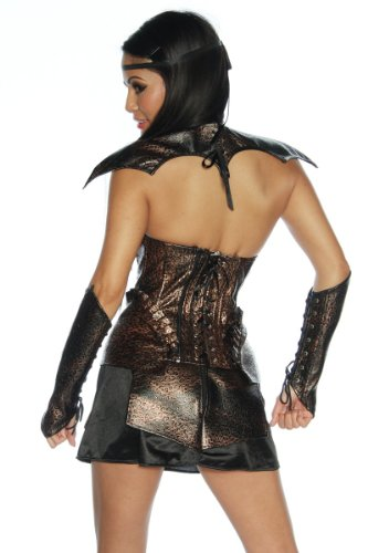 Robe Carnaval Devise Gr34–42 Party De Gladiator Rêve Römerin Costume zgYwT