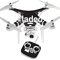 Skin For DJI Phantom 3 Standard – Faded | MightySkins Protective, Durable, and Unique Vinyl Decal wrap cover | Easy To Apply, Remove, and Change Styles | Made in the USA