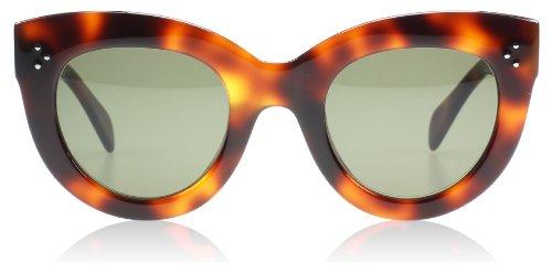 Céline Sunglasses - 41050/S / Frame: Havana Lens: - Glasses Celine