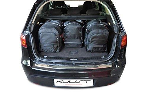 KJUST - TASCHEN AUF MASS FIAT CROMA, II, 2005-2010 CAR FIT BAGS