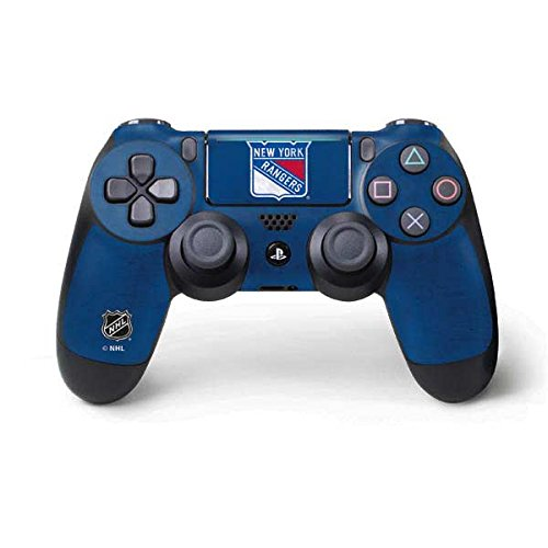 Cheap New York Rangers PS4 Pro/Slim Controller Skin – New York Rangers Distressed | NHL & Skinit Skin