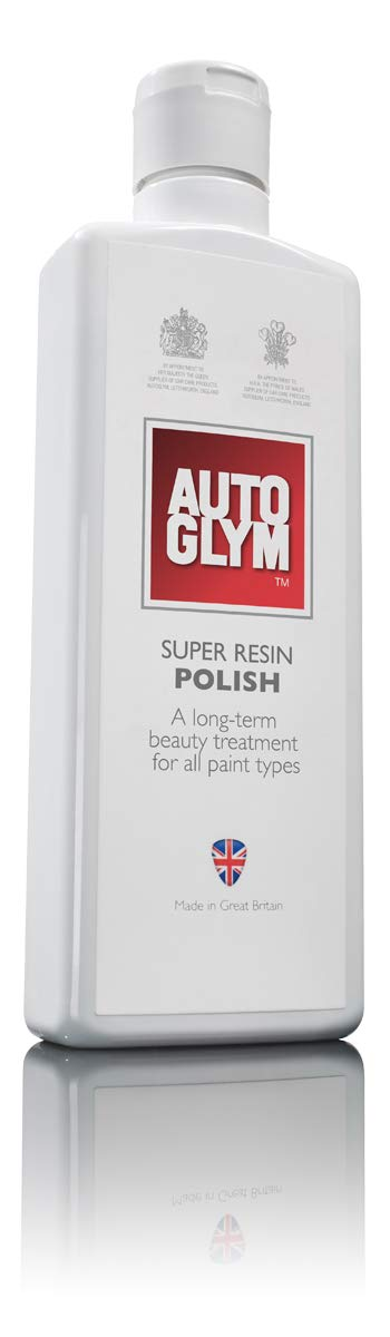 Autoglym Super Resin Polish, 500ml SRP500US