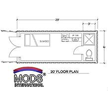 MODS 20 Foot Tiny Home