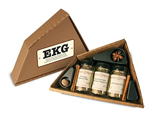 EKG: Salt Free Spice Value Pack