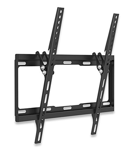 - Manhattan Universal Flat Panel TV/TV Monitor Slanted Wall Mount (Wall Mount) Compatible with 32