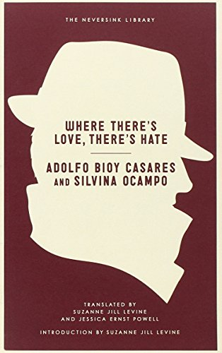 book cover of Where There\'s Love, There\'s Hate