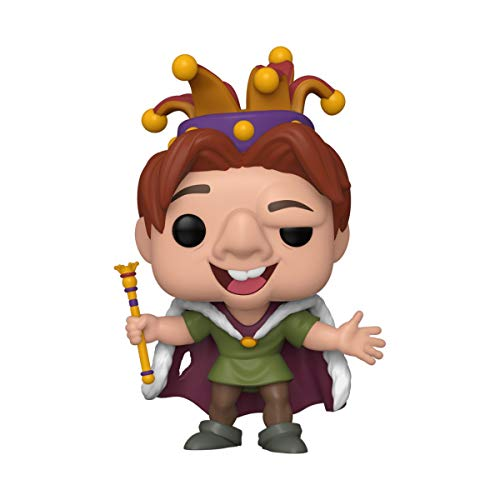 Funko- Pop Disney Hunchback of Notre Dame-Quasimodo-Fool Collectible Toy, Multicolor (41146)