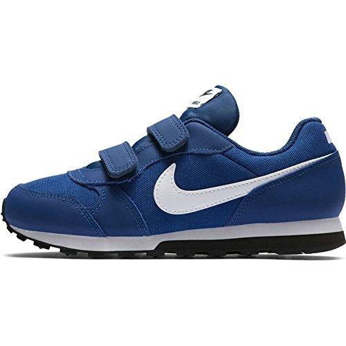 White Runner 411 NIKE Running Compétition 2 Chaussures Gym black Bleu garçon de Blue MD PSV qwqx7n1W65