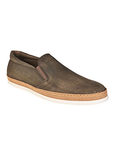 Chaussures Skate XXM0TV0K900OVRS412 Cuir Marron Homme De Tod's xzw7Oqn