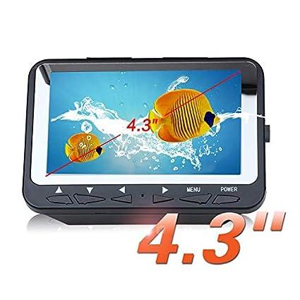 Amazon Com Aidashine Underwater Fishing Camera Portable