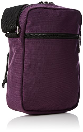 Eastpak THE ONE Bolso bandolera, 21 cm, 2.5 liters, Verde (Optical Green) Violeta (Magical Purple)