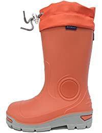 Amazon.com: Orange - Rain Boots / Outdoor: Clothing, Shoes & Jewelry