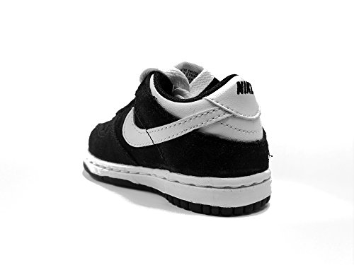 Pictures of Nike Little Dunk Low (TD) Black/White 887223747277 (6c) 4